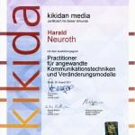 NLP Practitioner Kikidan 2011