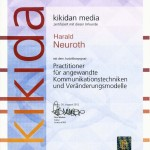 NLP Practitioner Kikidan 2012